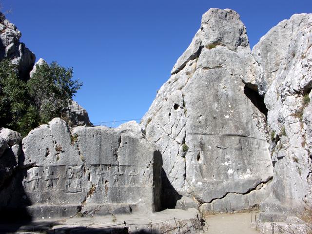 Yazilikaya - Sanctuary