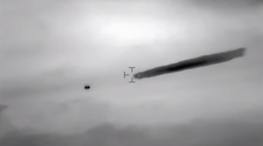Chilean navy declassifies inexplicable UFO footage after 2yr