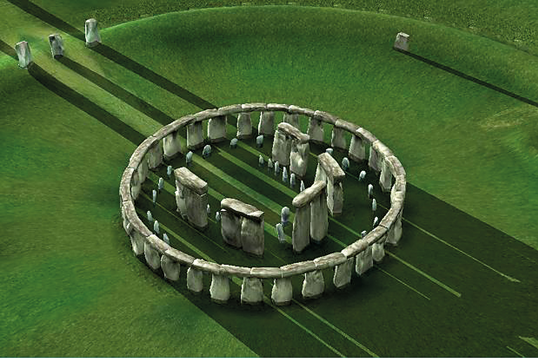 Stonehenge  RAMAR